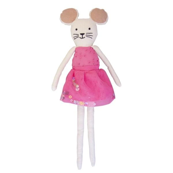 Maus Lola pink