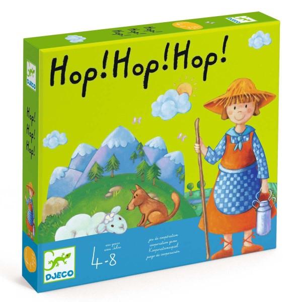 Kooperationsspiel: Hop!Hop!Hop!
