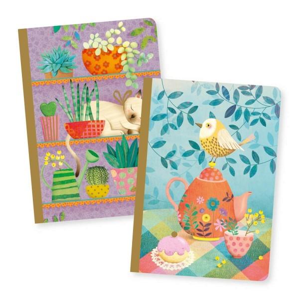 Kleine Notizbücher Marie