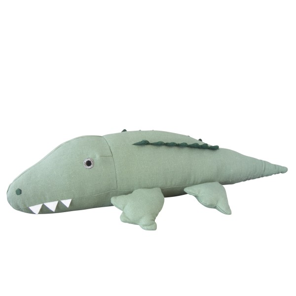 Kuscheltier Krokodil