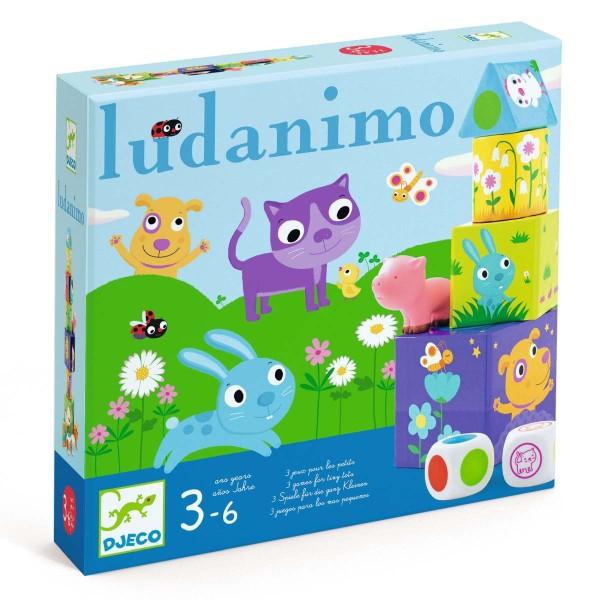 Spiel: Ludanimo