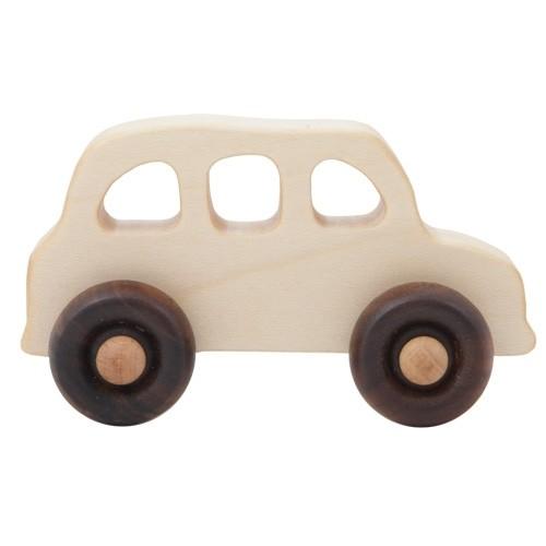 Holzauto Englisches Taxi (FSC)