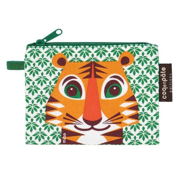 Geldbeutel - MIBO - Tiger