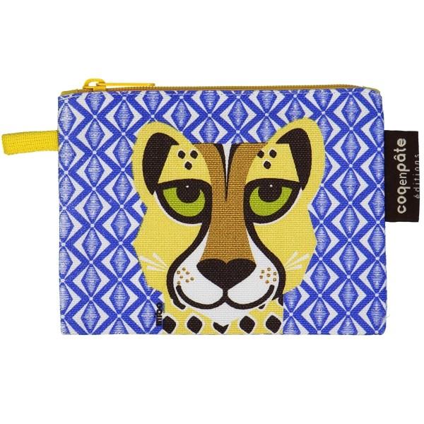 Geldbeutel - MIBO - Gepard