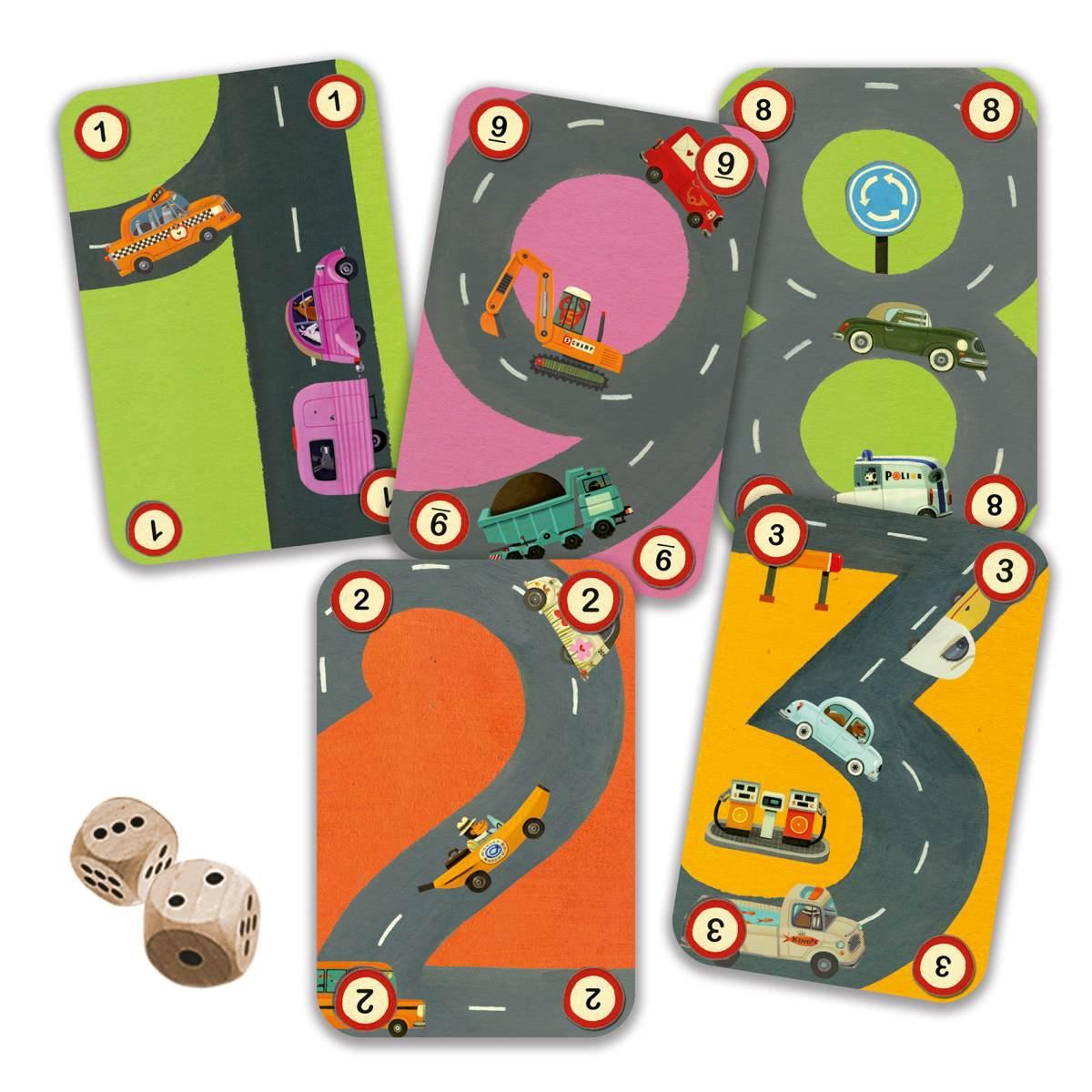 Rallye Spiel
