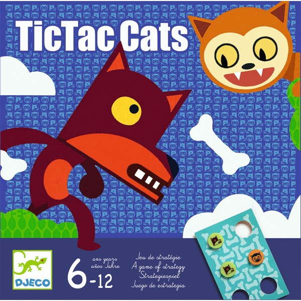 Spiel TictacCats