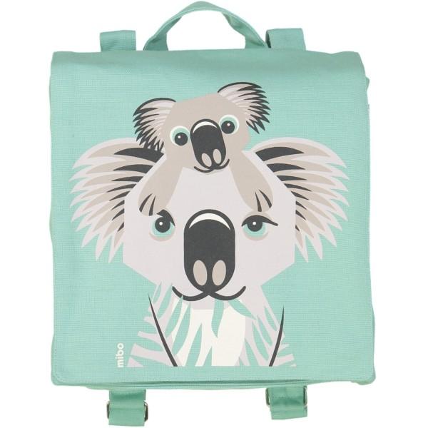 Rucksack MIBO Koala - hellgrün