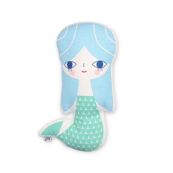 Kissen Meerjungfrau