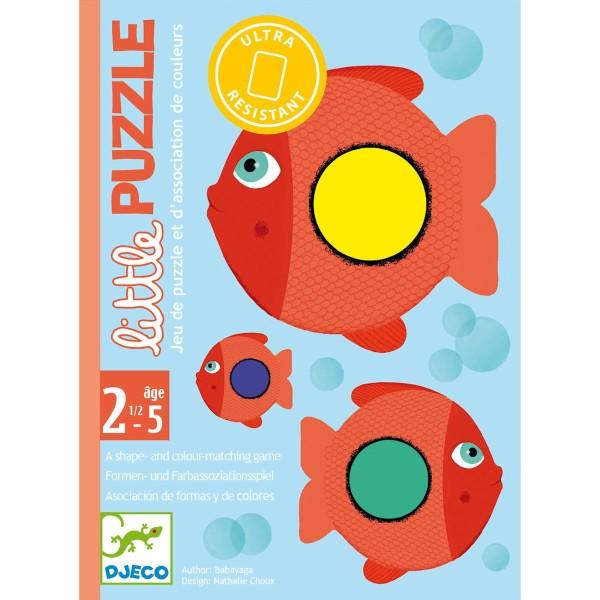 Kartenspiel für Kleine: Little Puzzle