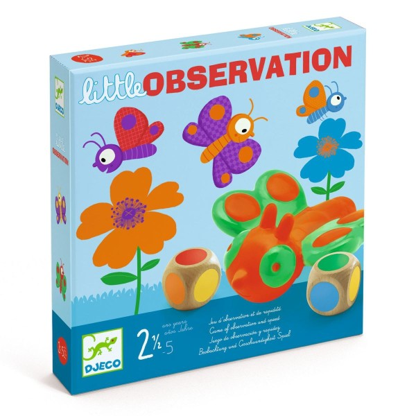 Erste Spiele: Little Observation