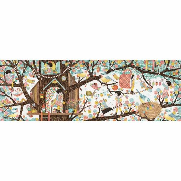 Puzzle Gallerie: Das Baumhaus - 200 Teile