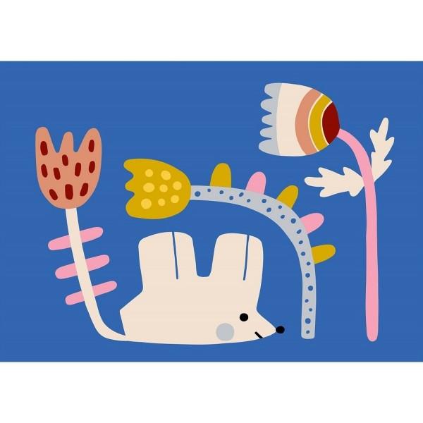 Postkarte Little mouse