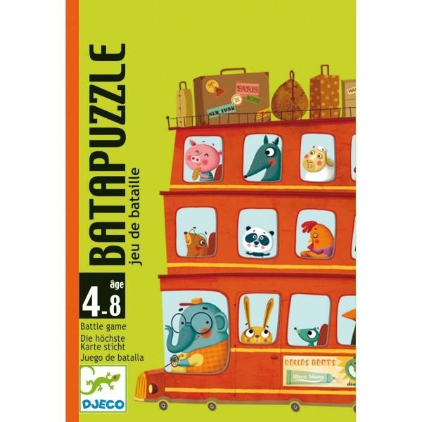 Kartenspiel Bata Puzzle