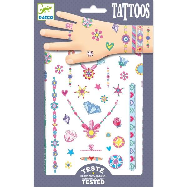 Tattoos: Jennis Schmuck