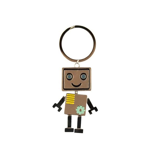 Schlüsselanhänger Roboter Junge