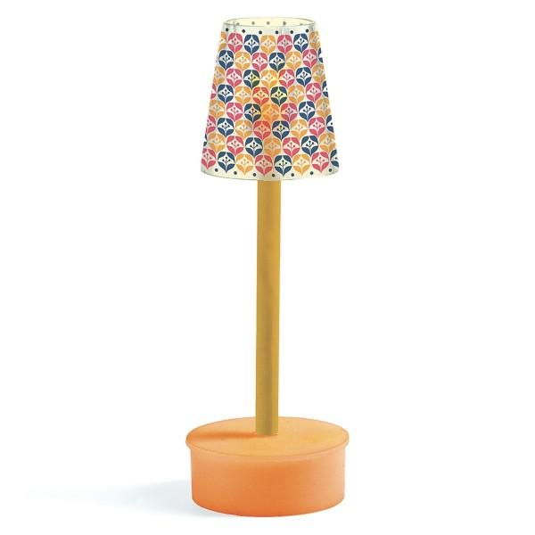 DJECO Puppenhaus Stehlampe