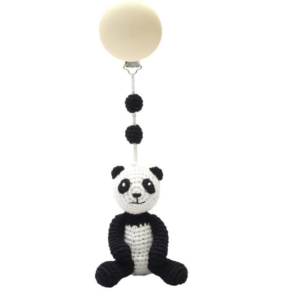 Tier mit Clip - Sir Panda