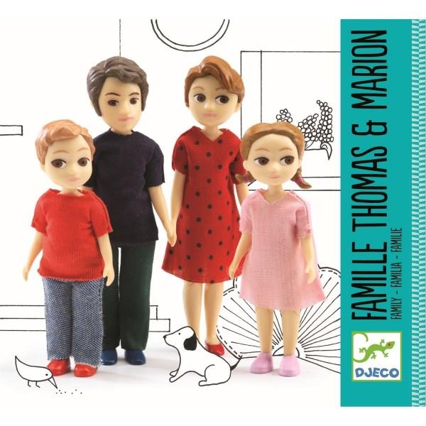 Puppenhaus Familie Thomas und Marion