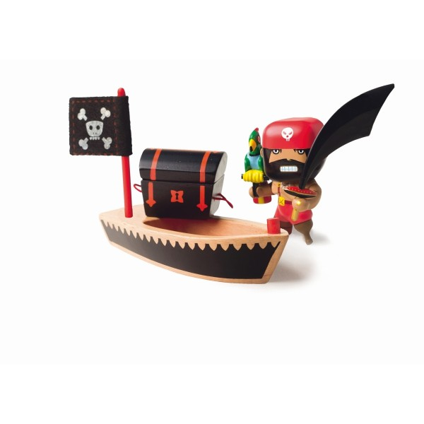 Arty Toys Pirat El Loco