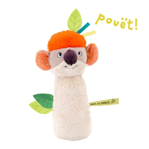 Quietschspielzeug Koala Koco