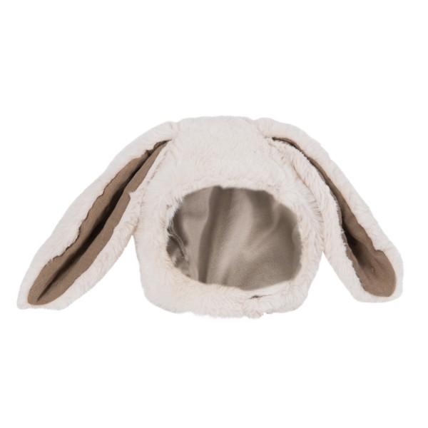 Mütze weisses Kaninchen