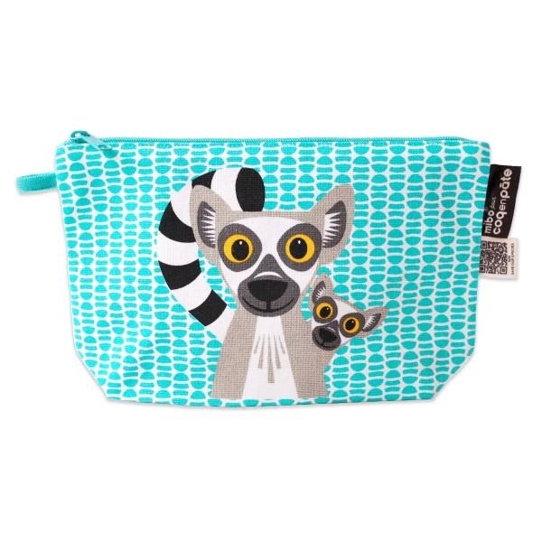 "Kulturtasche Lemur ""Mibo"""