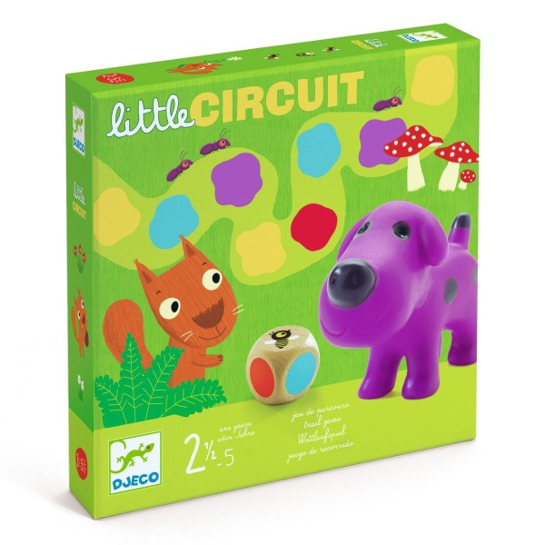 Erste Spiele: Little Circuit