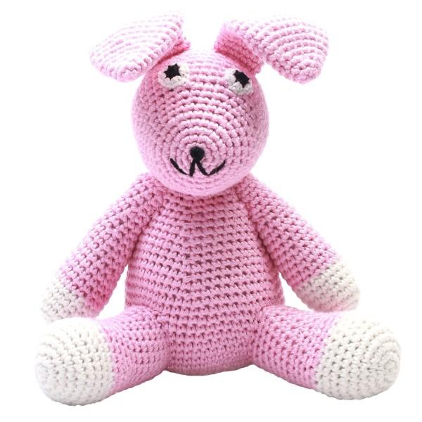 Teddybär - Miss Rabbit rosa