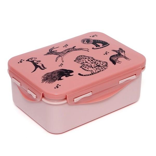 Brotbox Tiere