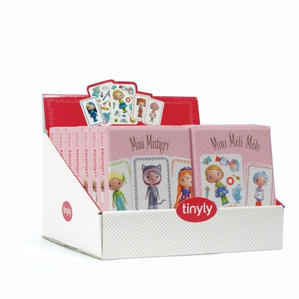 FANTASIE4KIDS Djeco Mini-Display Tinyly Karten