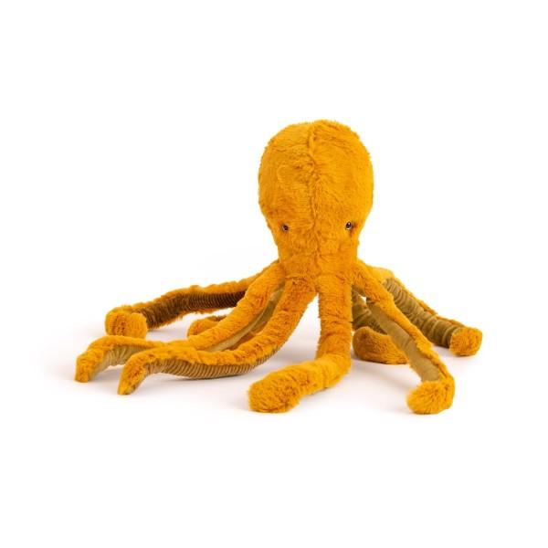 Plüschtier kleiner Oktopus