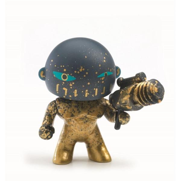 Arty Toys – Superhelden: Magma-blue