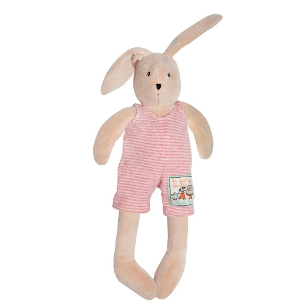 MOULIN ROTY Kleines Kaninchen Sylvain - 30 cm La Grande Famille