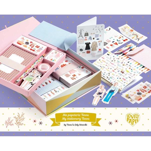 Geschenkbox: Tinou