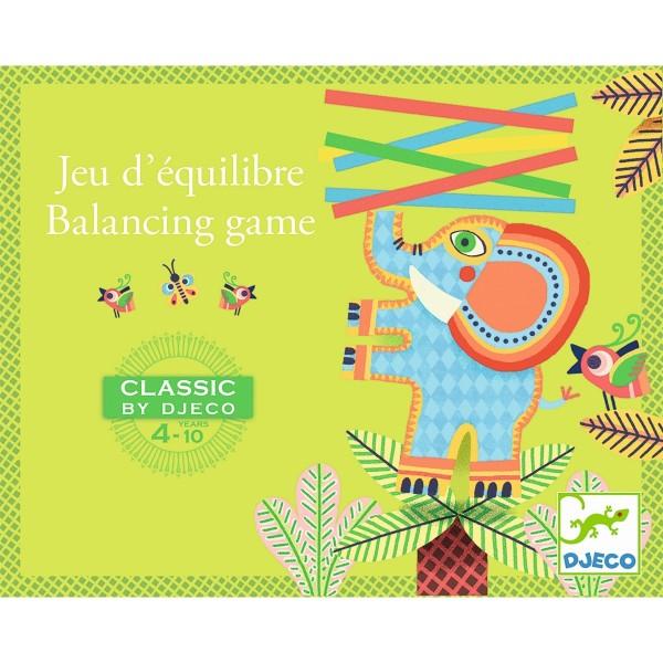 Spieleklassiker: Gleichgewichtsspiel Elefant