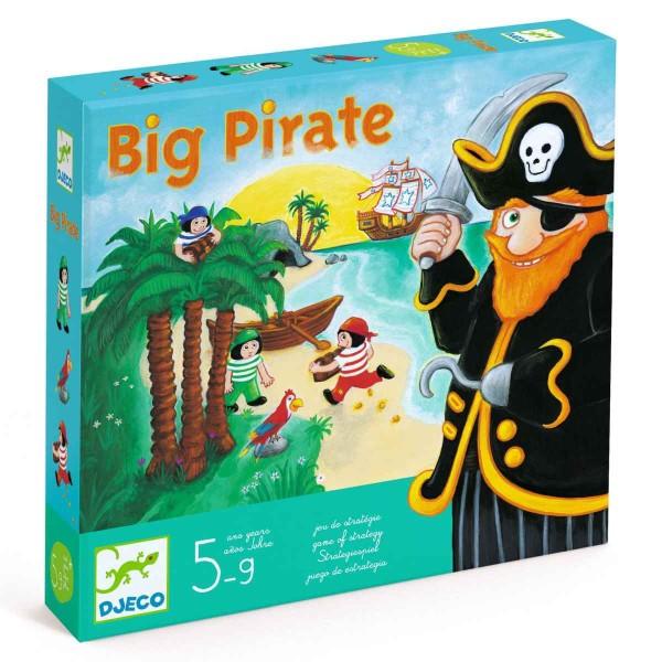 Spiel: Big Pirate