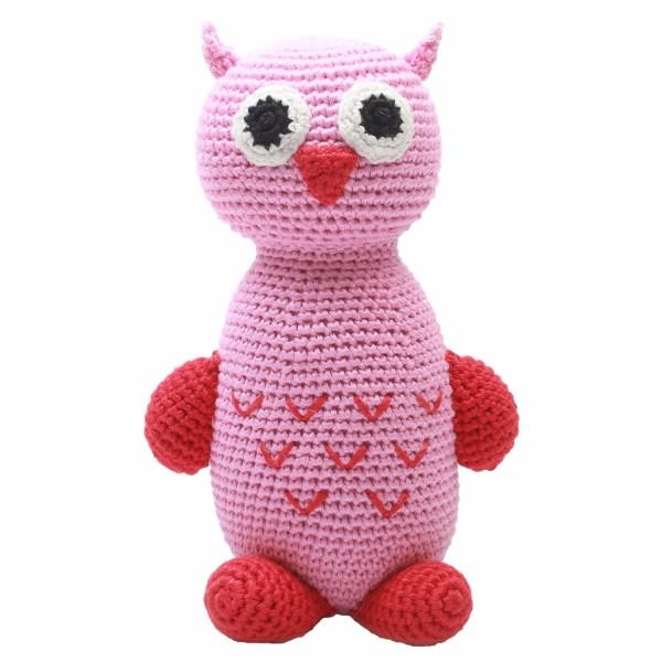 NATUREZOO DENMARK Teddybär - Mrs. Owl