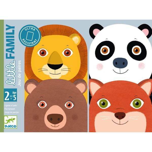 Kartenspiel für Kleine: Little Family