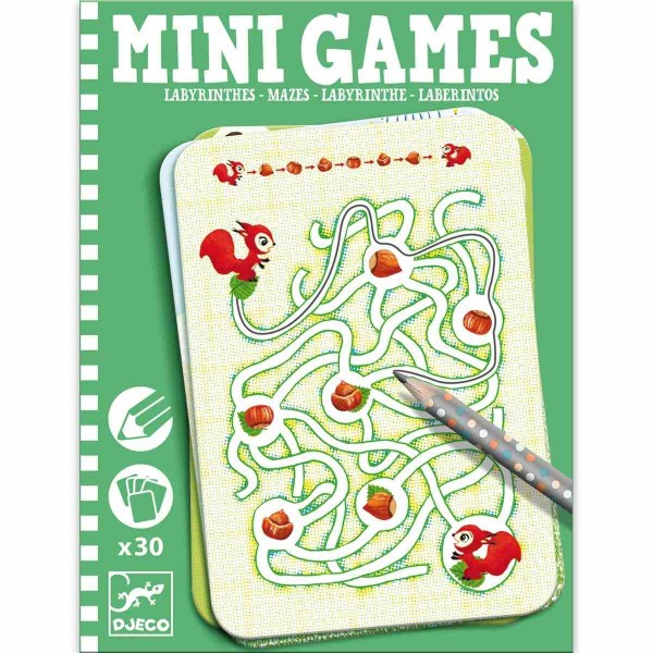 Mini Games: Arianes Labyrinthe