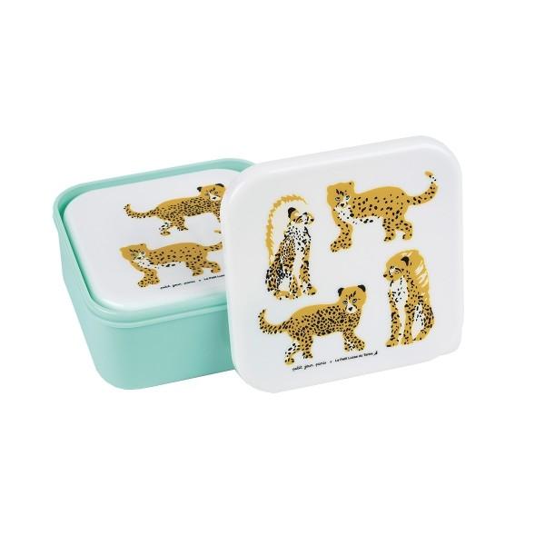 PETIT JOUR Brotbox Set Jaguar