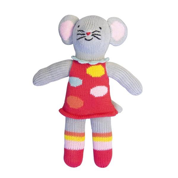 Stricktier Maus Pippa