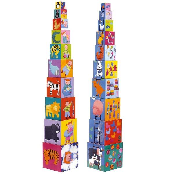 "Stapelturm: ""Funny Blocks"""
