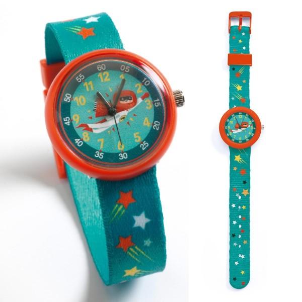 Armbanduhr Superheld