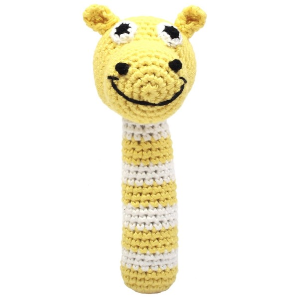 Greifrassel - Miss Camel gelb