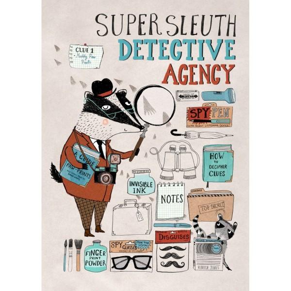Poster Detektiv