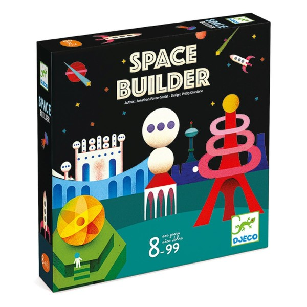 DJECO Logikspiel: Space Builder