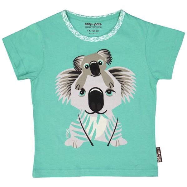 Kurzarm T-Shirt Koala