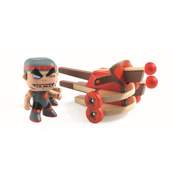 Arty Toys Ritter Klute & Armbrust
