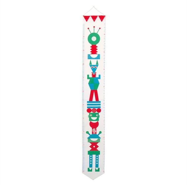 Messlatte TOTEM RED