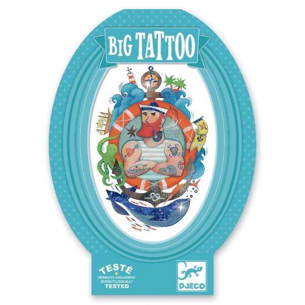 Big Tattoo: Bizeps